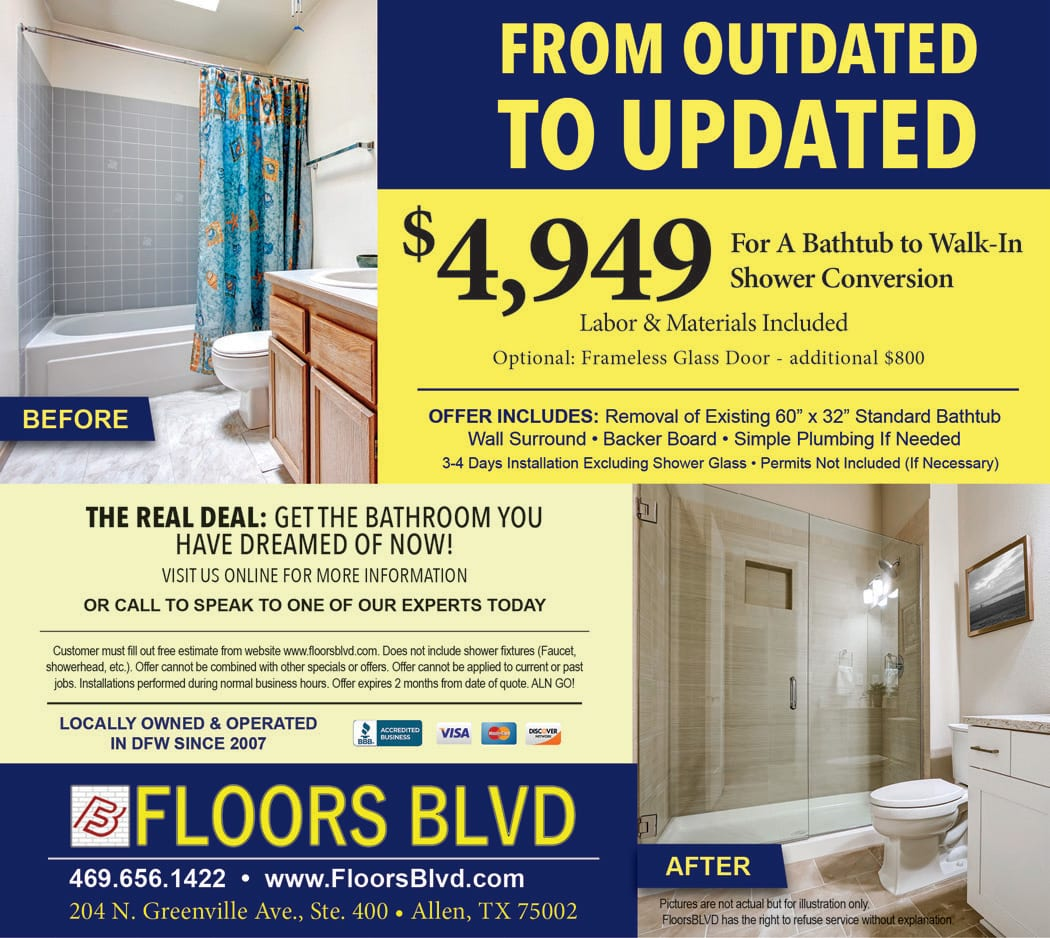 Floors BLVD Specials